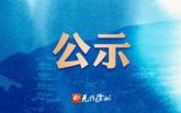 徐州藝術家協會第二屆負責人任職前的公示