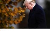 """美國史上第一位任期內兩次遭彈劾總統!美媒:特朗普正處在""""自憐""""狀態......"""