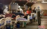 逾41万!印度单日新增再创新高 疫情下发生这一悲剧