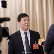住徐全国人大代表接受徐州广电全媒体记者专访